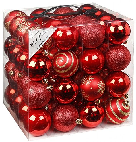 Kunststoff weihnachtskugeln my blog for Christbaumkugeln grau