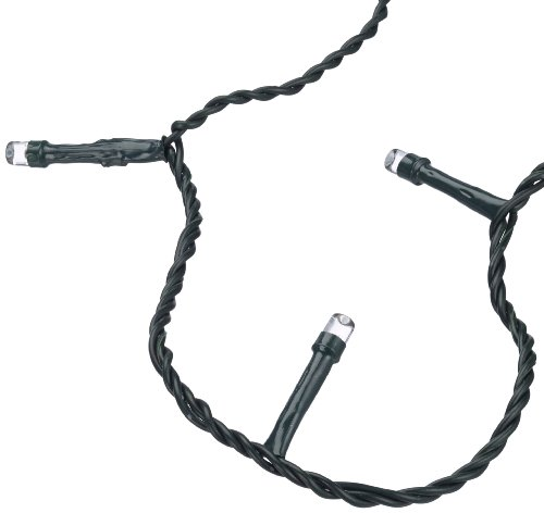 Hellum 560831 Led Energiespar Lichterkette Mini Wei 80
