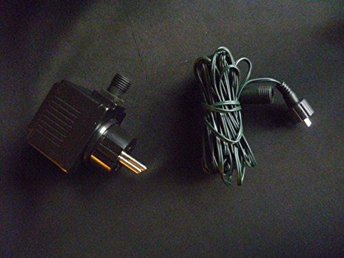 led lichterkette 9 m mit 20 kugeln bunt verlngerbar mit adapter multicolor innen auen ip44. Black Bedroom Furniture Sets. Home Design Ideas