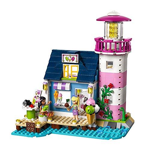 Lego Friends Leuchtturm